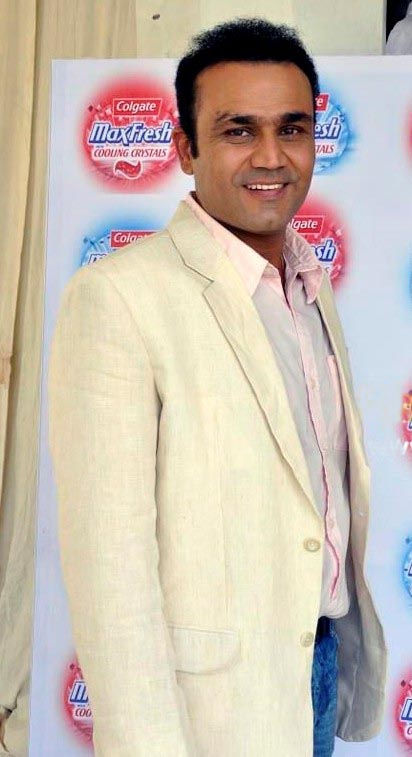 Photo of Virender Sehwag: Indian Cricketer