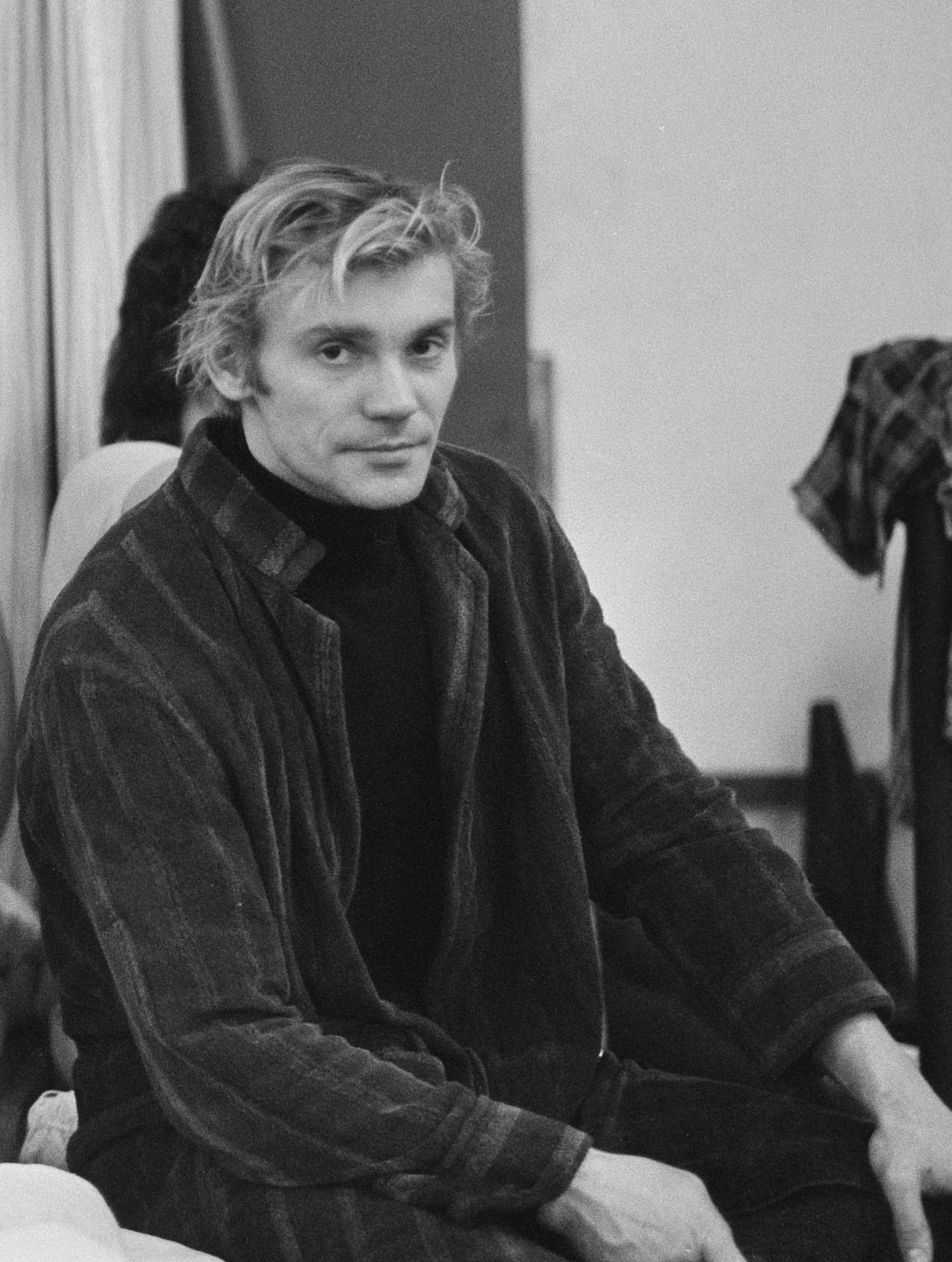 Photo of Vladimir Vasiliev (dancer): Soviet dancer