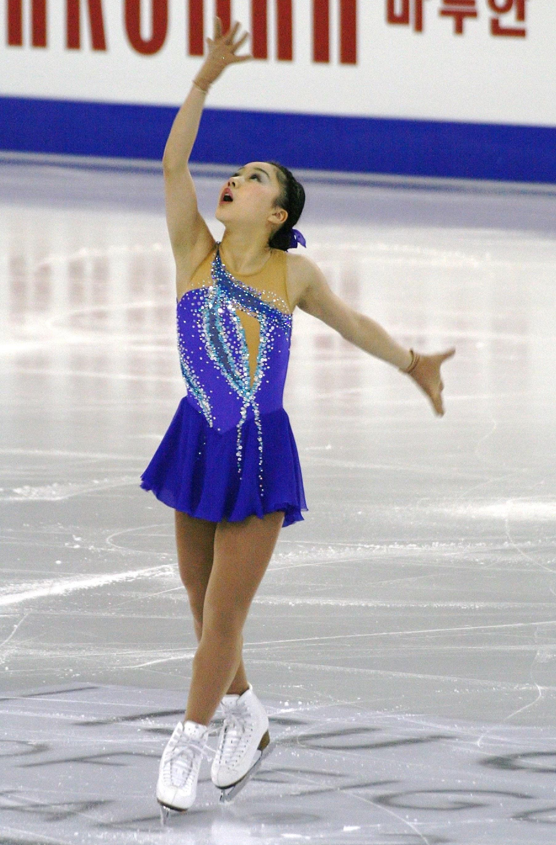 Photo of Wakaba Higuchi: Japanese figure skater