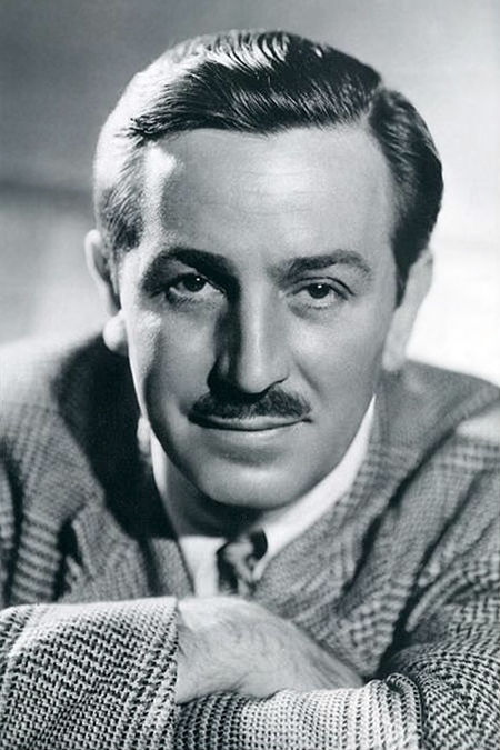 Photo of Walt Disney: American film director and screenwriter