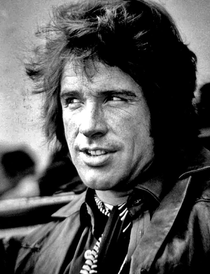 Photo of Warren Beatty: American actor, producer, screenwriter and director