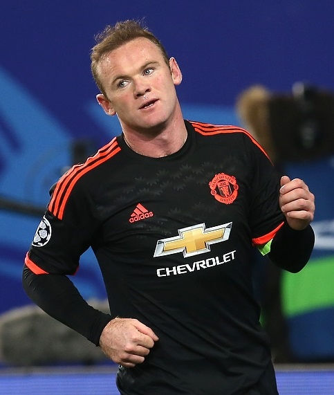 Photo of Wayne Rooney: English footballer