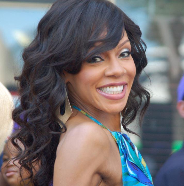 Photo of Wendy Raquel Robinson: American actress