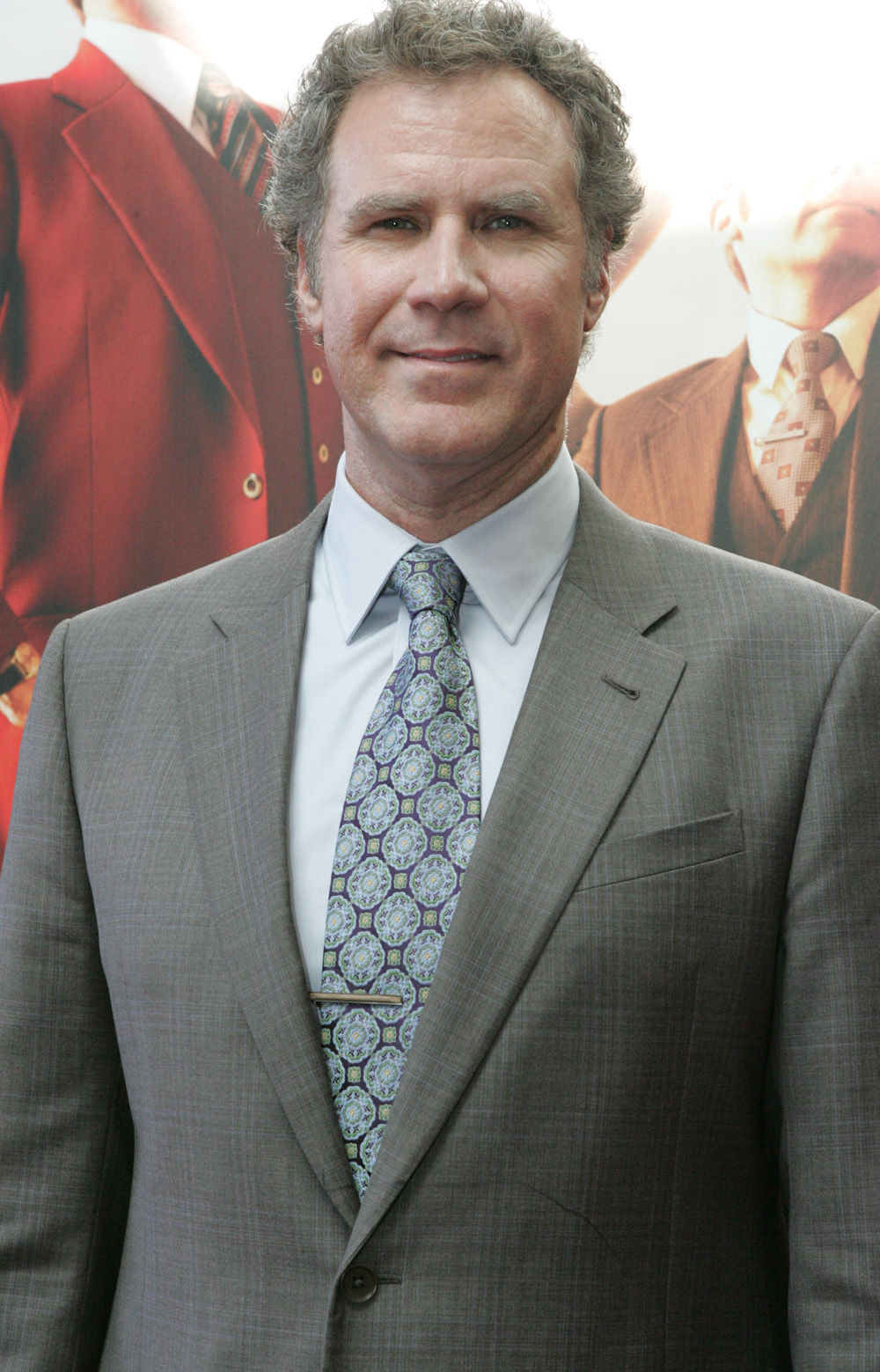 Photo of Will Ferrell: American actor, writer, and comedian