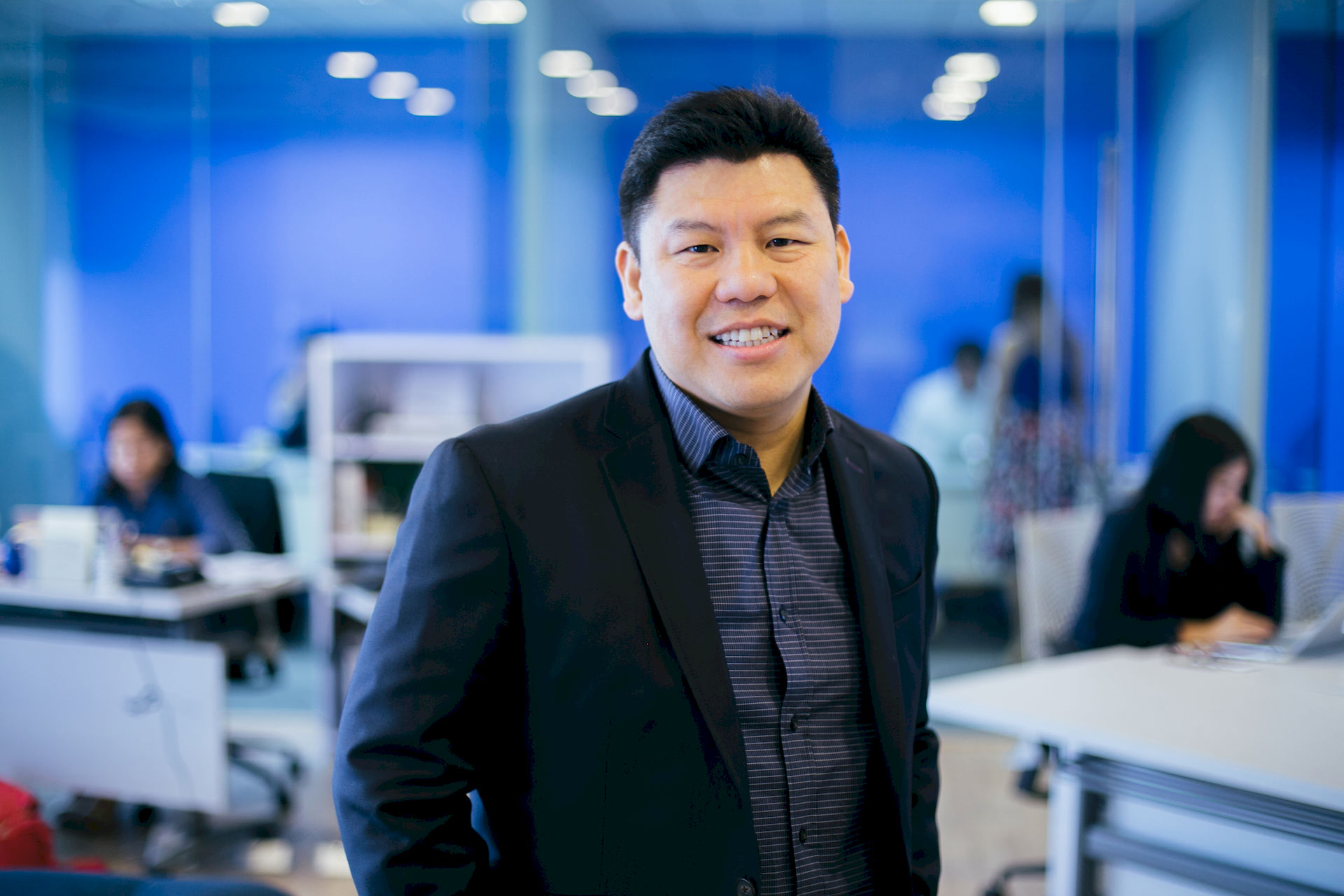 Photo of Winston Damarillo: CEO/Founder of Morphlabs and Filipino entrepreneur