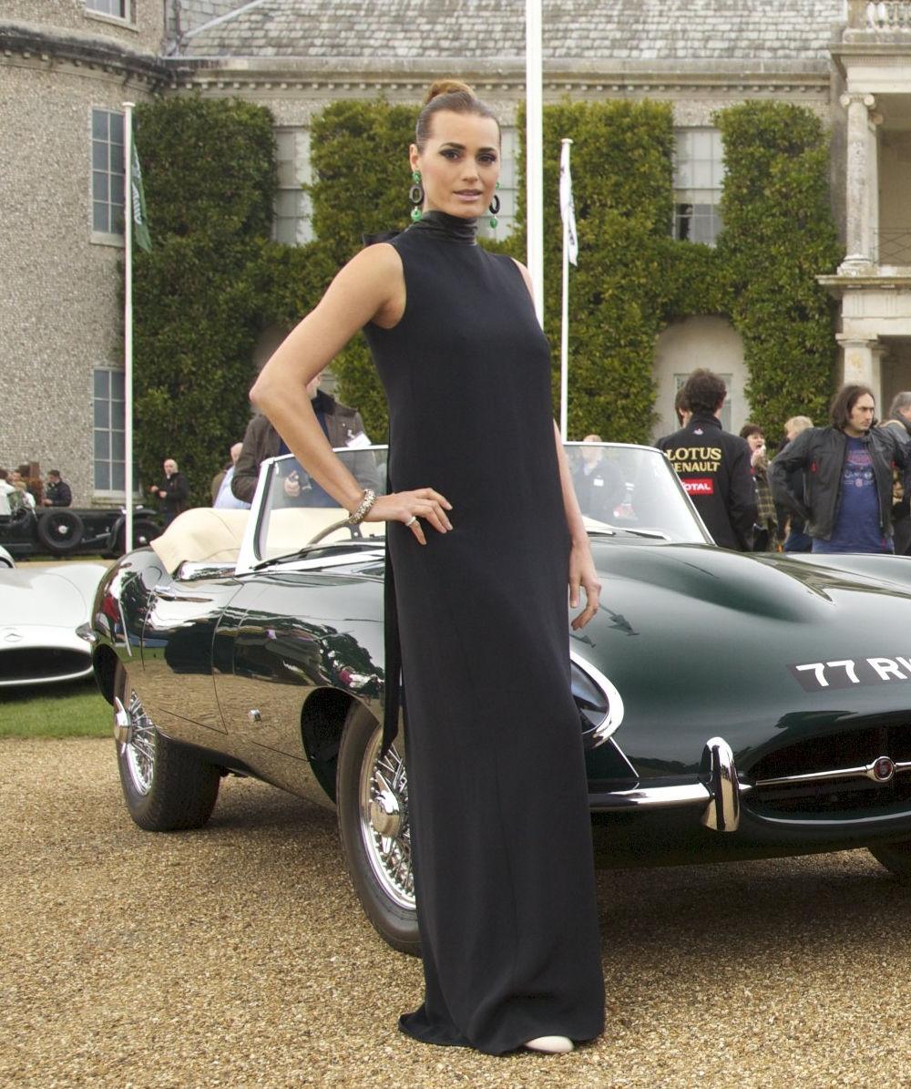 Photo of Yasmin Le Bon: English model