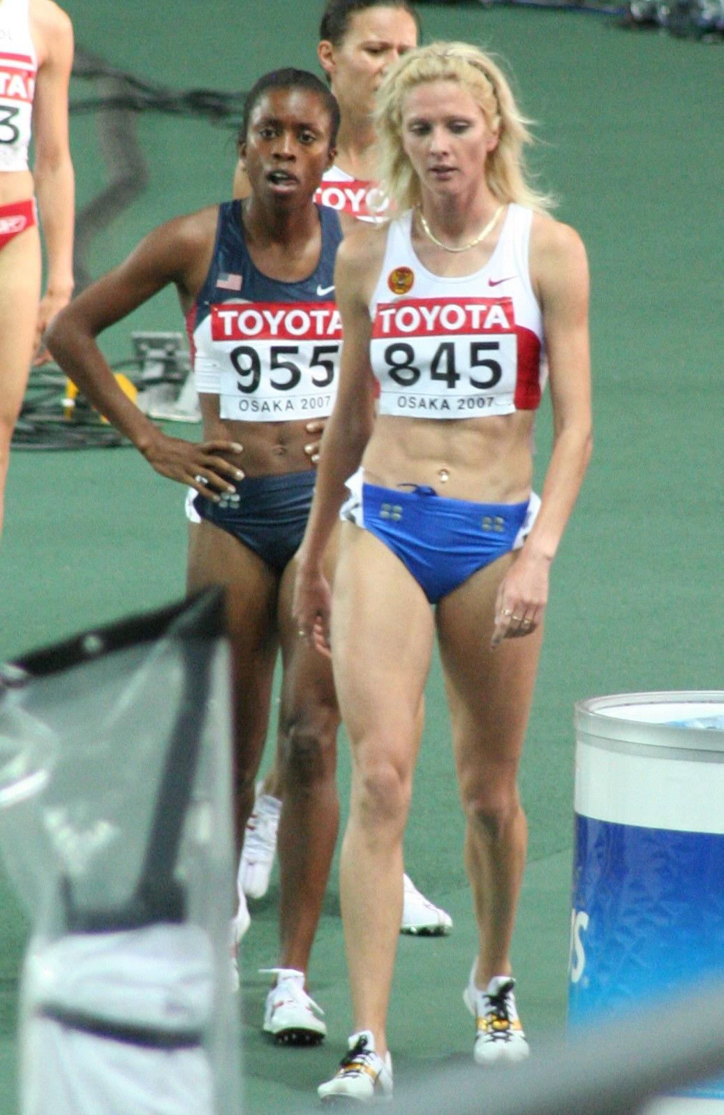 Photo of Yelena Soboleva: Russian distance runner
