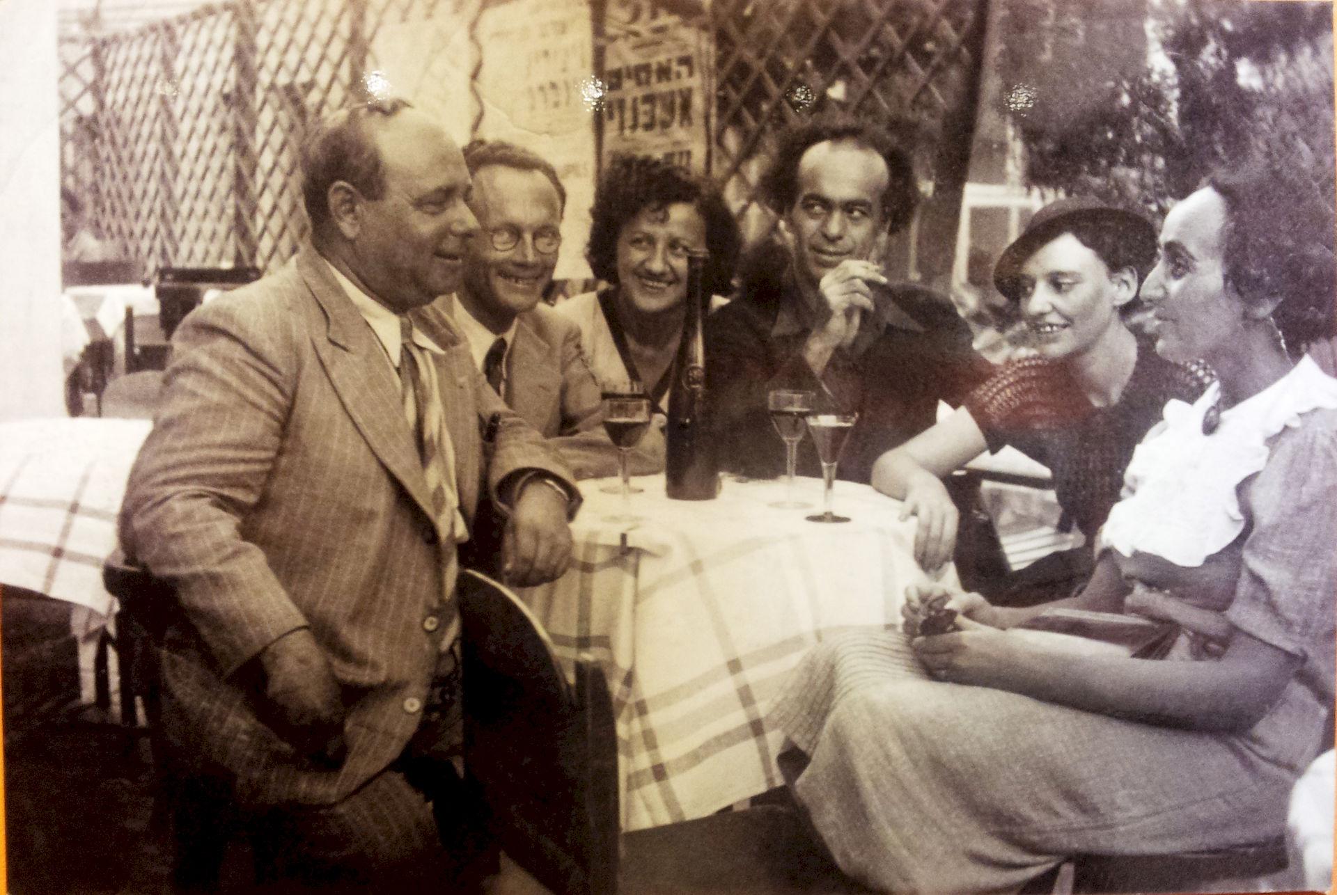Photo of Yocheved Bat-Miriam: Israeli poet