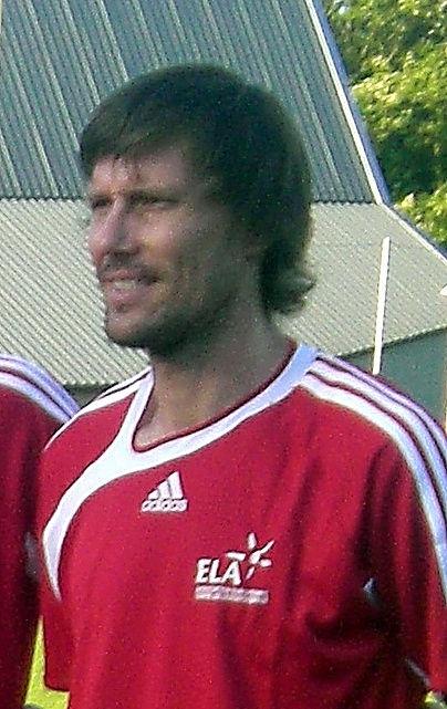 Photo of Yohan Lachor: Footballer