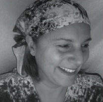 Photo of Yvonne Green: English poet, translator, writer and barrister