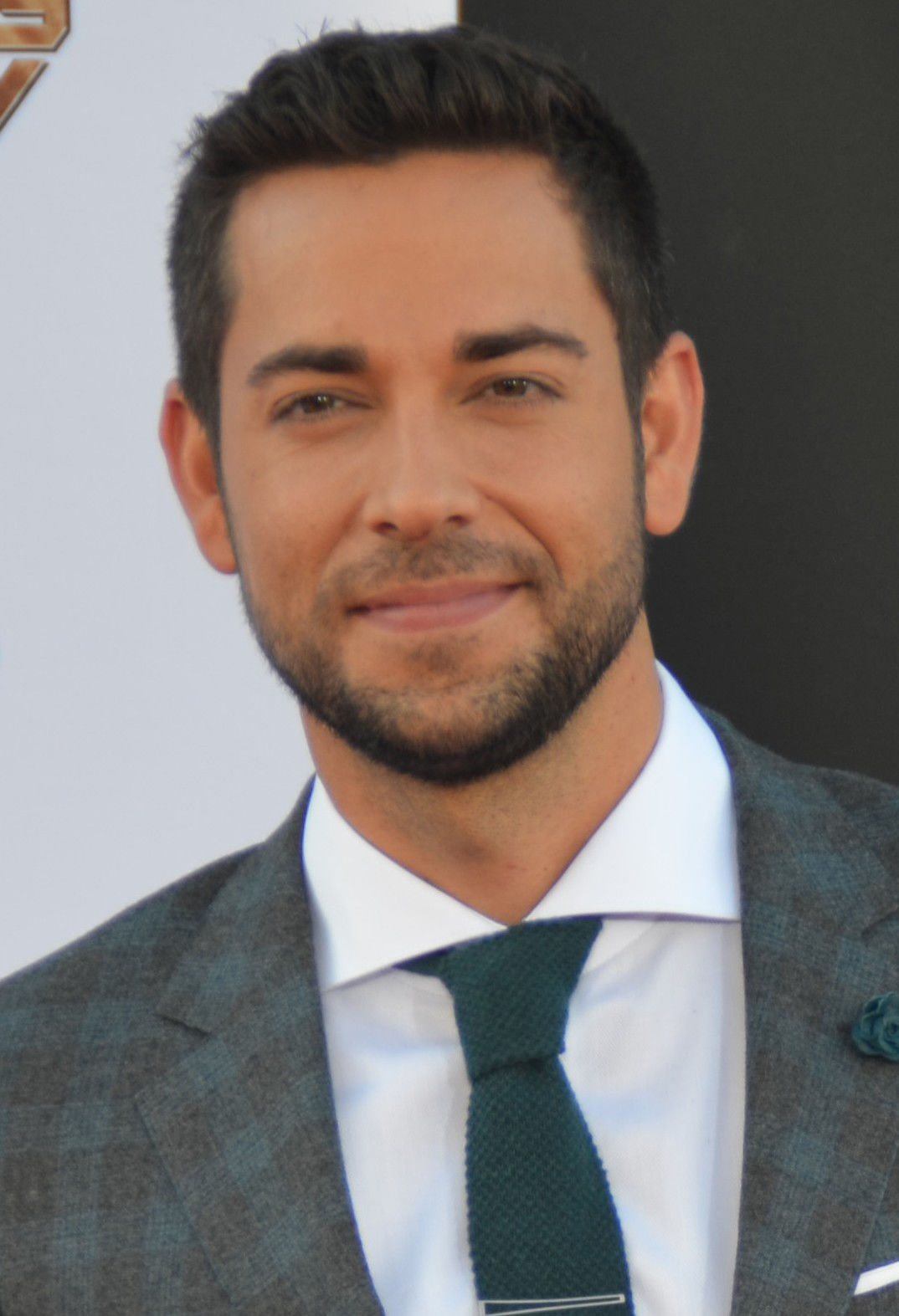 Photo of Zachary Levi: Actor from the United States