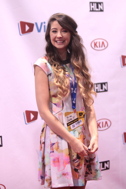 Photo of Zoella: British vlogger